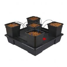 Wilma XXL 5 Pot ( 25 Litres ) Complete Dripper System ( NEW STYLE )